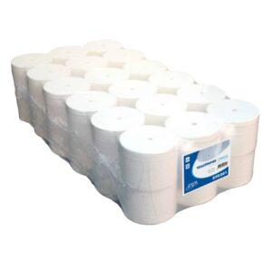 Euro Products 250202, Eco Toiletpapier Coreless, 900 vel, Cellulose, 2-lgs, 36 rollen