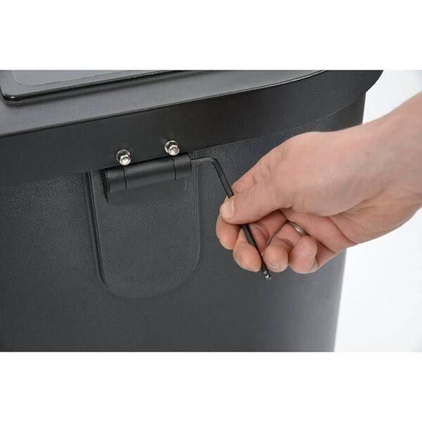 afvalscheiden, afvalscheidingsbak