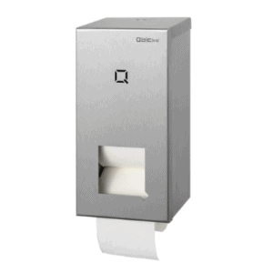 Qbic-Line Toiletroldispenser Coreless RVS