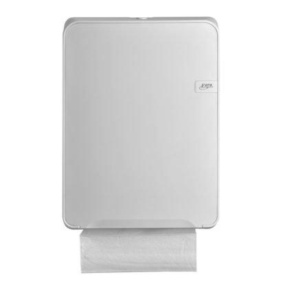 Quartzline White handdoekdispenser multifold, 441102