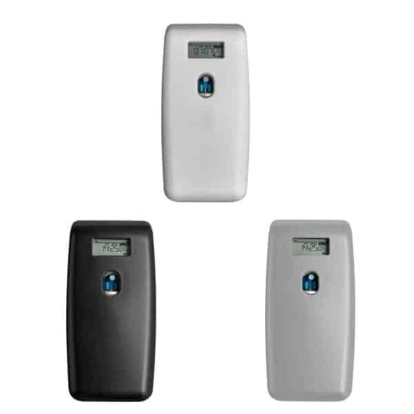 Quartzline luchtverfrissers digitaal