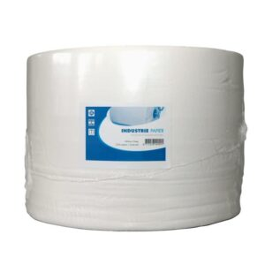 Eco Industriepapier, cellulose, 2-lgs, 1x800mtr, Euro Products 100080