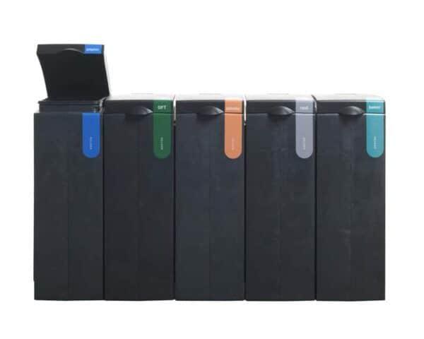 bonton papier afvalscheiding