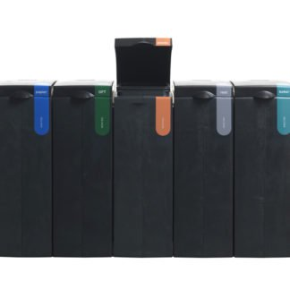 BonTon Plastic afvalscheidingsbak compleet
