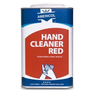 Americol Handreiniger Rood