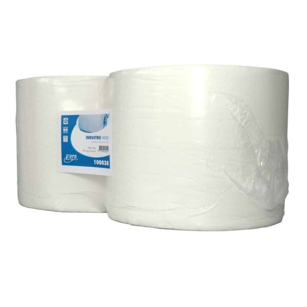 Industriepapier Euro Select Cellulose 2-laags