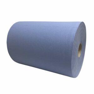 Industriepapier Cellulose Verlijmd blauw 3-laags