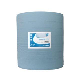 Industriepapier Recycled Verlijmd blauw 3-laags