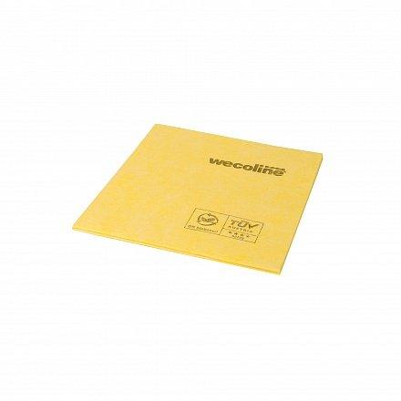 Wecoline Biobased Reinigingsdoek Nonwoven Geel