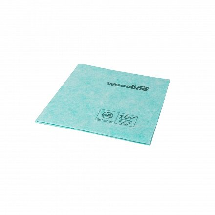 Wecoline Biobased Reinigingsdoek Nonwoven Groen