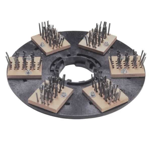 Numatic Staalborstelschijf 400mm - 606207