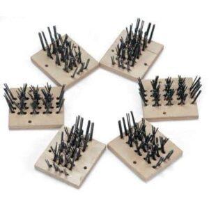 Numatic Set Staalborstels - 606834