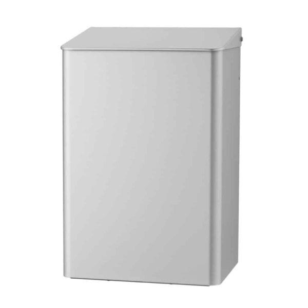 MediQo-Line Afvalbak 15L Aluminium