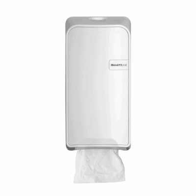 White Quartz toiletpapierdispenser Bulkpack 441006
