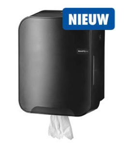 Quartz Black Midi Dispenser 441154