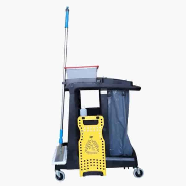 Numatic Eco-Matic EM1 inclusief emmers en spraymopset