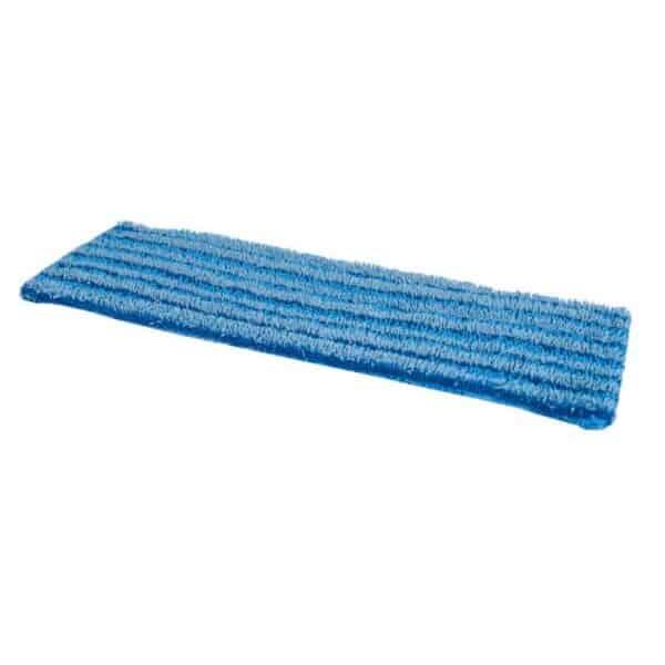 Microvezel Vlakmop Scrub met Pockets en Flaps 40cm