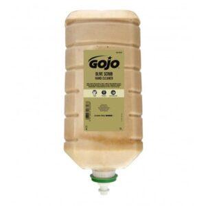 Gojo Olive Scrub Handcleaner 2x5000ml, P7632-02