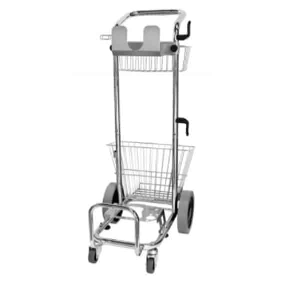 RVS Trolley Evo Serie