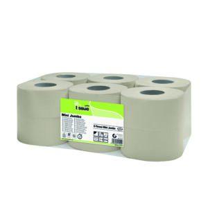 E-Tissue Mini Jumbo Toiletpapier, 12x150mtr, 247315
