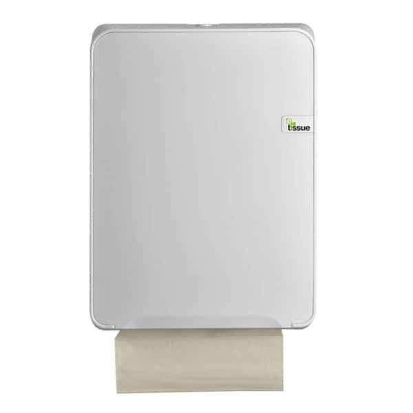 E-Tissue Handdoekdispenser Wit, E447102