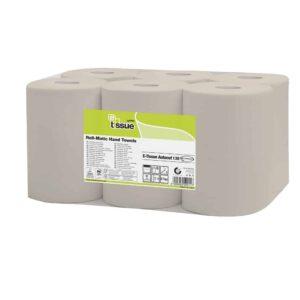 E-Tissue Handdoekrol Mini Matic, 6x130mtr, 127315