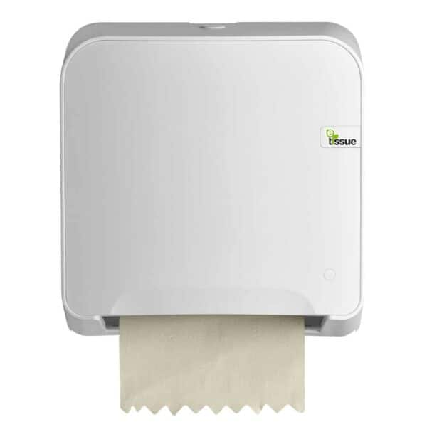 E-Tissue Mini Matic Handdoekautomaat Wit, E447109