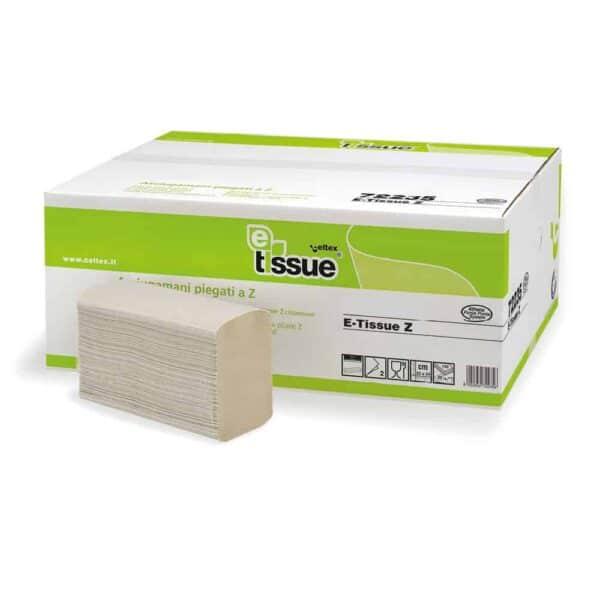 E-Tissue Multifold Handdoekpapier, 3750st, 227324