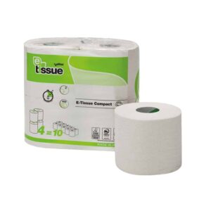 E-Tissue Traditioneel Toiletpapier, 60x44mtr, 237344