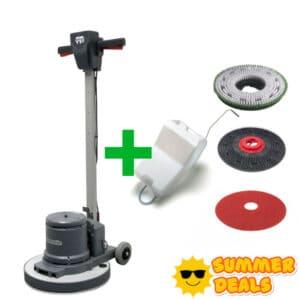 Summer Deal Eenschijfsmachine HFM 1515 Compleet