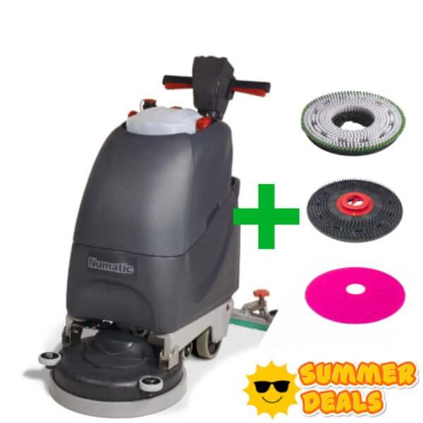 Summer Deal Schrobzuigmachine TGB 3045 Compleet