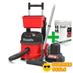Summer Deal Stofzuiger op accu PBT230 NX Compleet