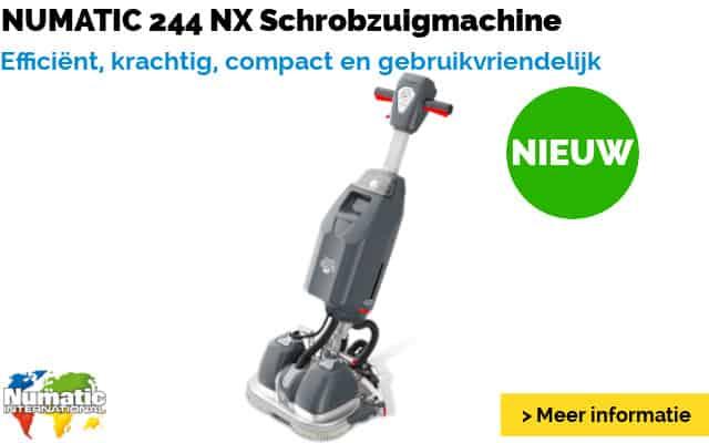 Numatic 244NX Introductie